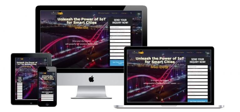 網頁設計-響應式網頁設計24