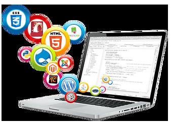 網頁設計技術