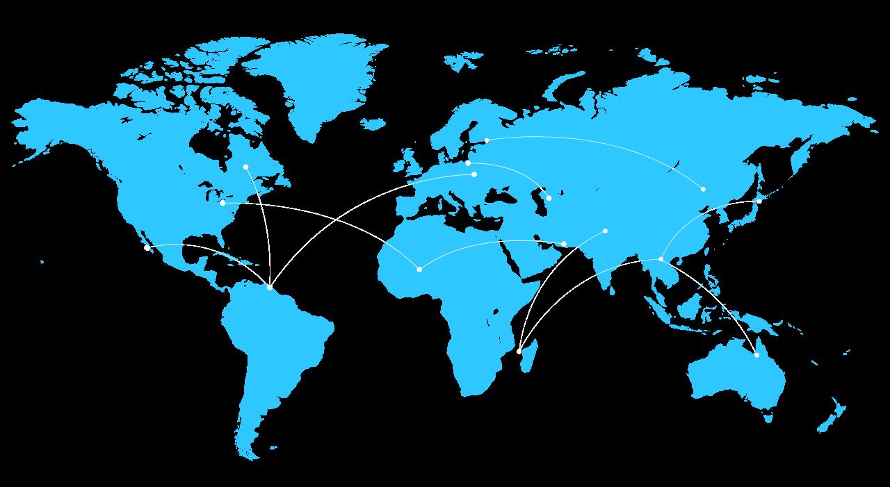 網頁設計-服務地區全球